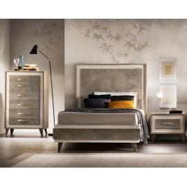 Кровать 120х200 Arredo Classic Adora Ambra