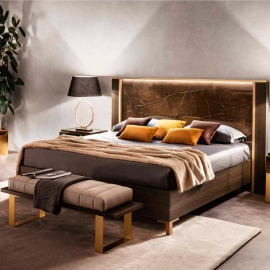 Кровать King Size 200х200 Arredo Classic Adora Essenza, арт. 30