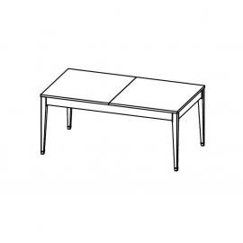 Обеденный стол 180/230х76 Fratelli Barri Salerno, раздвижной, FB.DT.SL.659