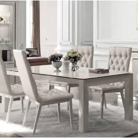 Стол обеденный 140/320 Dama Bianca Camelgroup, прямоугольный раздвижной