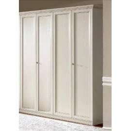 Шкаф 4-дверный Camelgroup Nostalgia Bianco Antico, низкий