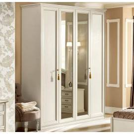 Шкаф 2-дверный Camelgroup Nostalgia Bianco Antico, низкий