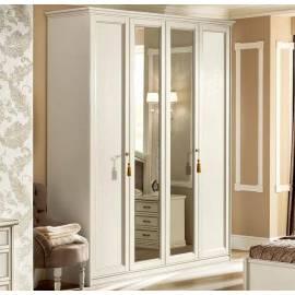 Шкаф 3-дверный Camelgroup Nostalgia Bianco Antico, высокий