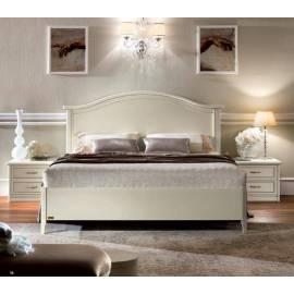 Кровать Nostalgia Ricordi Camelgroup 160х200 без ковки, без изножья