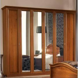 Шкаф 4-дверный угловой высокий терминальный Nostalgia Camelgroup