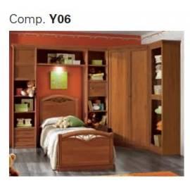 Детская Nostalgia Camelgroup Young, Композиция Y6