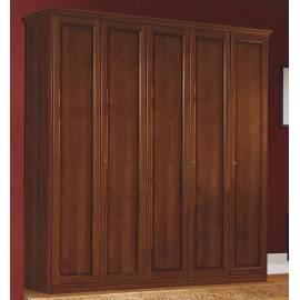 Шкаф 5-дверный Nostalgia Camelgroup, низкий