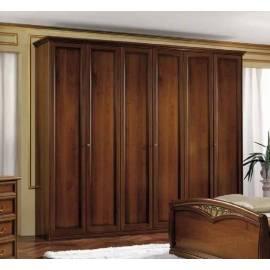 Шкаф 6-дверный низкий Nostalgia Camelgroup