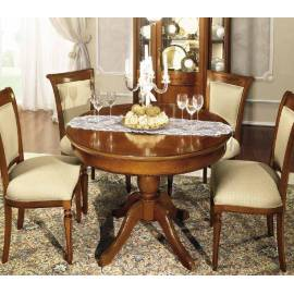 Стол обеденный 110/148 Torriani Day Camelgroup, круглый раздвижной
