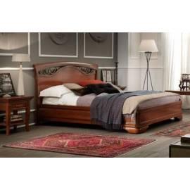 Кровать с ковкой без изножья Palazzo Ducale Ciliegio Prama 160 см