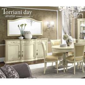 Зеркало Torriani Day Avorio Camelgroup