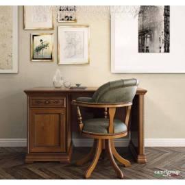 Письменный стол 140 Torriani Noce Camelgroup, с дверью