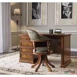 Письменный стол 140 Torriani Noce Camelgroup, с ящиками