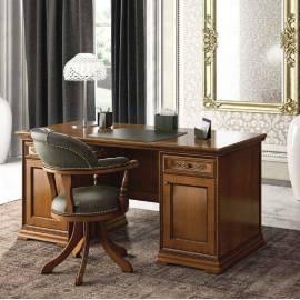 Письменный стол 180 Torriani Noce Camelgroup, с дверями