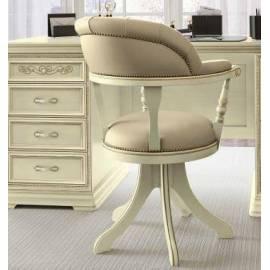 Кресло рабочее Torriani Avorio Camelgroup, низкое