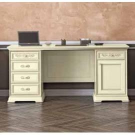 Письменный стол 180 Torriani Avorio Camelgroup, с ящиками и дверью