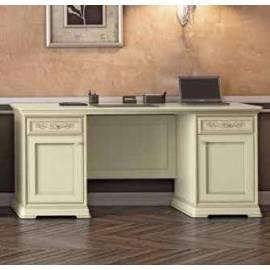 Письменный стол 180 Torriani Avorio Camelgroup, с дверями