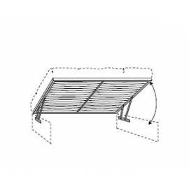 Решетка с подъемным механизмом Palazzo Ducale Ciliegio Prama 160 см