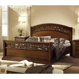 Кровать Torriani Noce Camelgroup, 180 см с изножьем