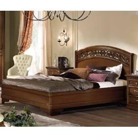 Кровать Torriani Noce Camelgroup, 180 см без изножья
