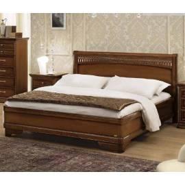 Кровать Tiziano Torriani Noce Camelgroup, 180 см без изножья
