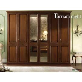 Шкаф 6-дв. Torriani Noce Camelgroup
