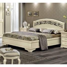 Кровать Torriani Avorio Camelgroup, 180 см без изножья