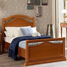 Кровать Siena Camelgroup, 100 см с изножьем