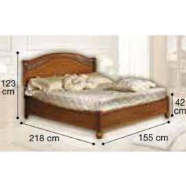 Кровать Siena Legno Camelgroup, 140 см без изножья