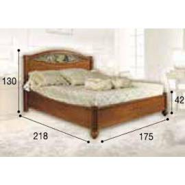 Кровать Siena Ferro Camelgroup, 160 см без изножья