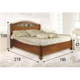 Кровать Siena Ferro Camelgroup, 180 см без изножья