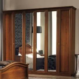 Шкаф 6-дверный Nostalgia Camelgroup, высокий