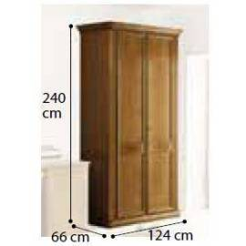 Шкаф 2-дверный Siena Camelgroup