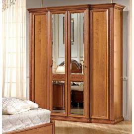 Шкаф 4-дверный Siena Camelgroup, с зеркалами