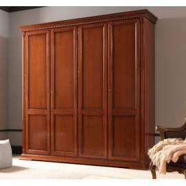 Шкаф 4-дверный Palazzo Ducale Ciliegio Prama 71CI04AR