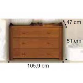 Кассетница в 2-створчатый шкаф Siena Camelgroup