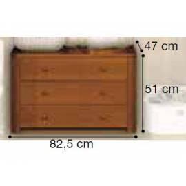 Кассетница в 6-створчатый шкаф Siena Camelgroup