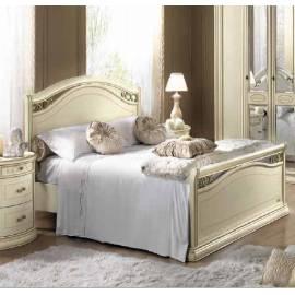 Кровать Siena Avorio Camelgroup, 100 см с изножьем
