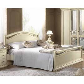 Кровать Siena Avorio Legno Camelgroup, 180 см с изножьем