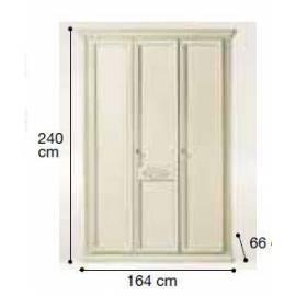 Шкаф 3-дверный Siena Avorio Camelgroup
