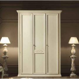 Шкаф 3-дверный Siena Avorio Camelgroup, с зеркалами