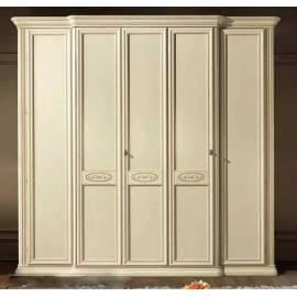 Шкаф 5-дверный Siena Avorio Camelgroup