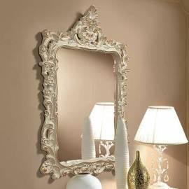 Зеркало 512 Siena Avorio Camelgroup, Слоновая кость/золото