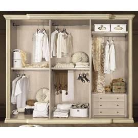 Кассетница в 6-створчатый шкаф Siena Avorio Camelgroup