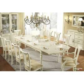 Стол обеденный Siena Day Avorio Camelgroup, прямоугольный раскладной