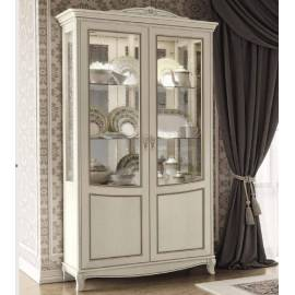 Витрина Camelgroup Fantasia Bianco Antico 2-дверная