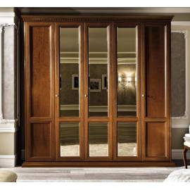 Шкаф 6 дверный Treviso night Camelgroup