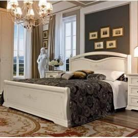 Кровать с подъемником 180 см Maronese Afrodita прямое изножье