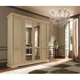 Шкаф 4-х дверный Palazzo Ducale Laccato Prama