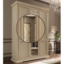 Зеркало на дверь шкафа Palazzo Ducale Ciliegio Prama
